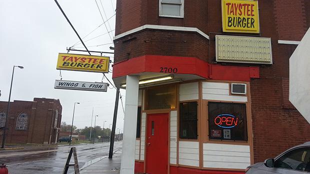 Taystee-Burger