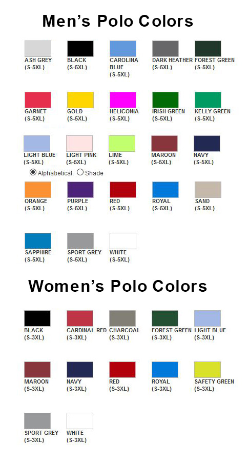 Polo-Colors