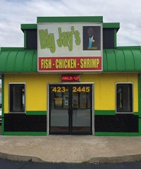 Big Jay's Fish Chicken & Shrimp