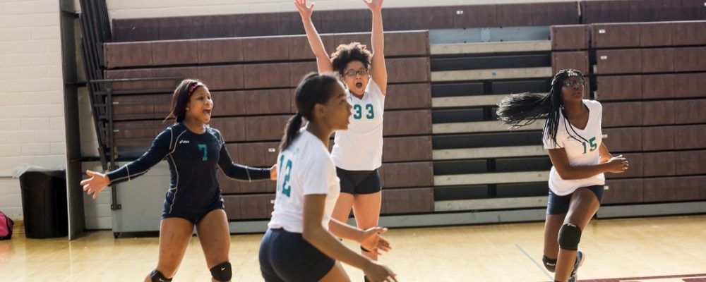 SCC-VBC Girls Volleyball