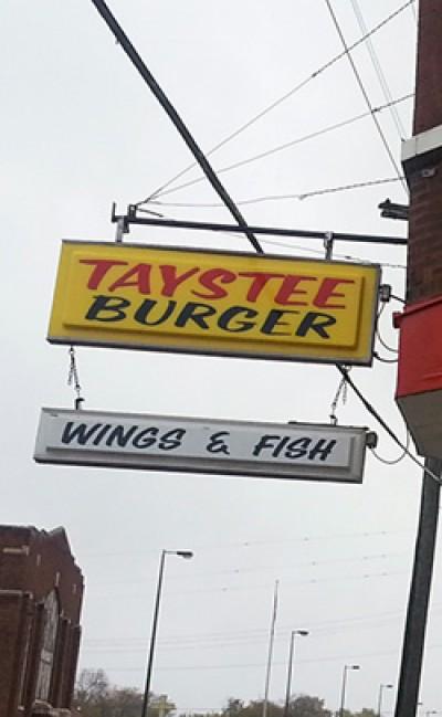 Taystee Burger