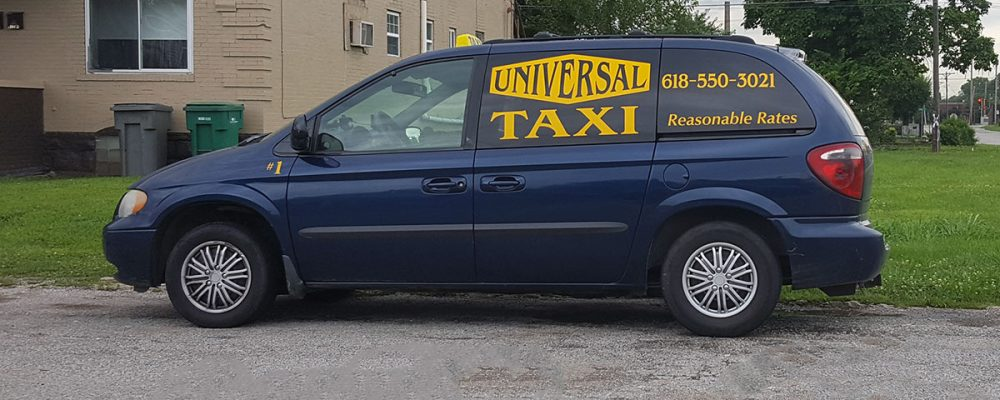 Universal Taxi – East St.Louis