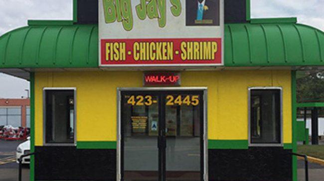 Big Jay's Fish Chicken & Shrimp