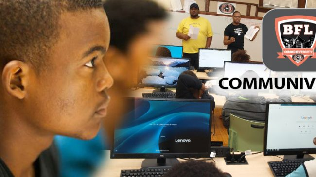 Communiversity – Saturday School for Youth