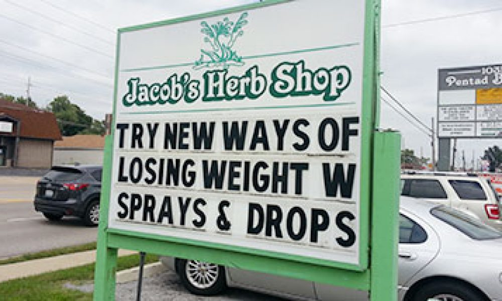 Jacob's Herb Shop