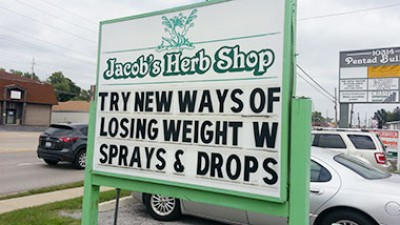 Jacob's Herb Shop – Vitamin & Herb Store