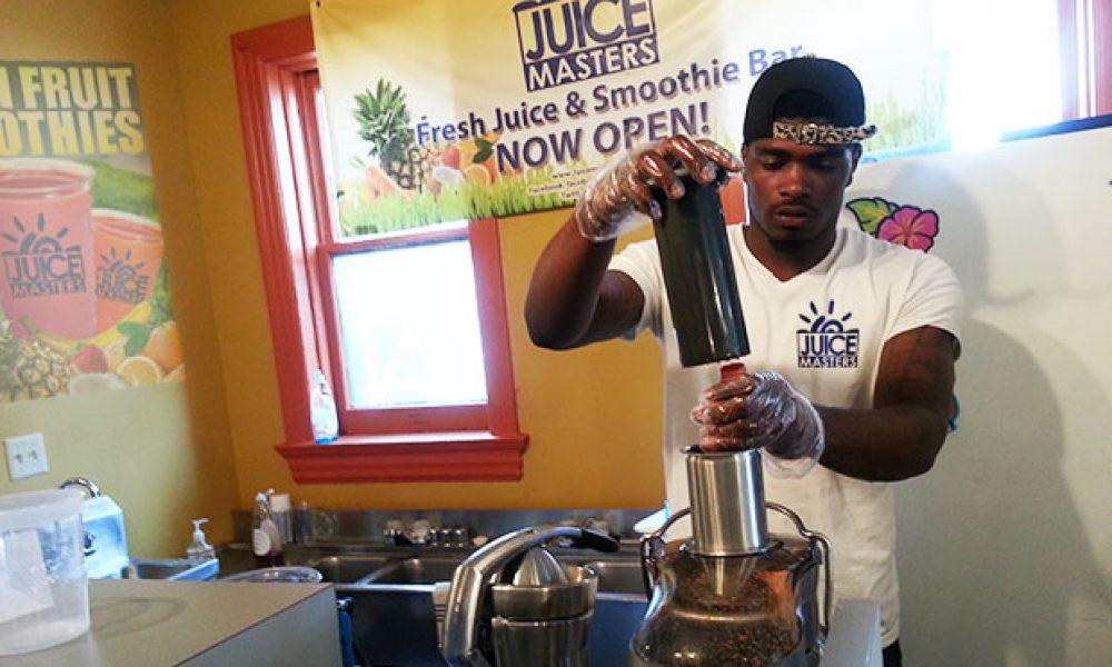 Juice Masters Extends to Juice Bar