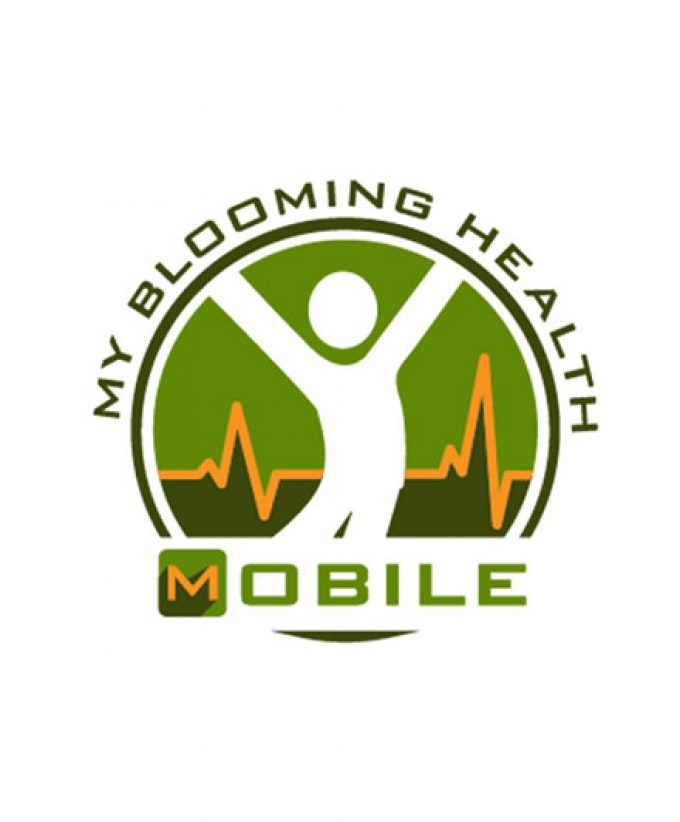 My Blooming Health Mobile – They Bring the Lab to You