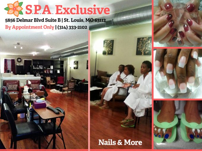 SPA Exclusive – Nail Shop & More