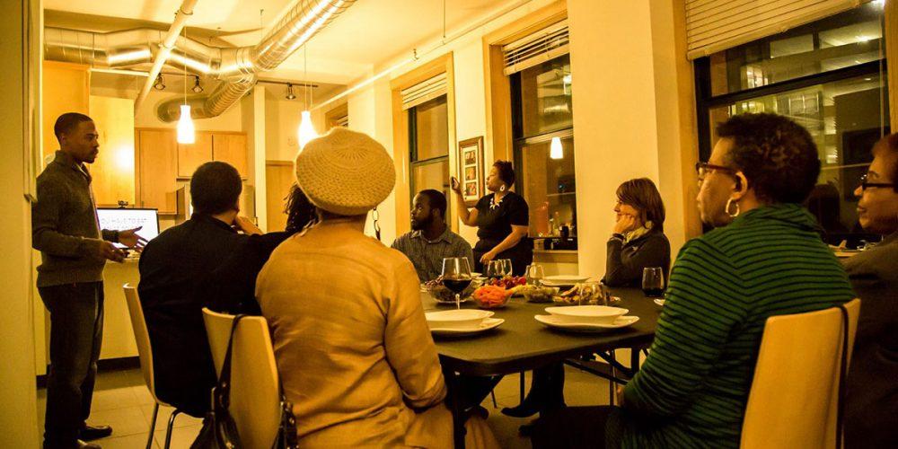 Man Teaches St.Louis How Blacks Eat in Israel