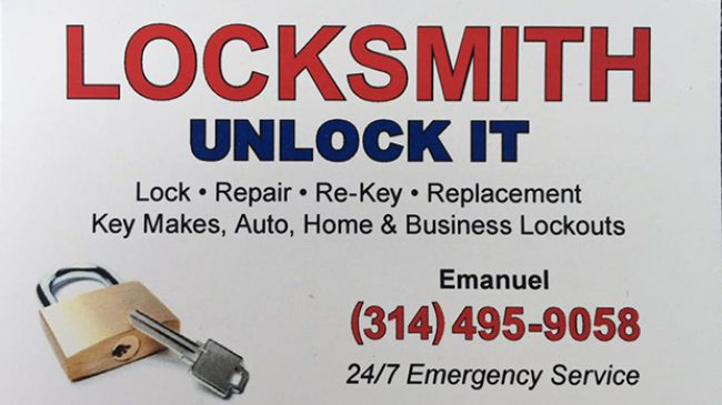 UnLock It – Locksmith