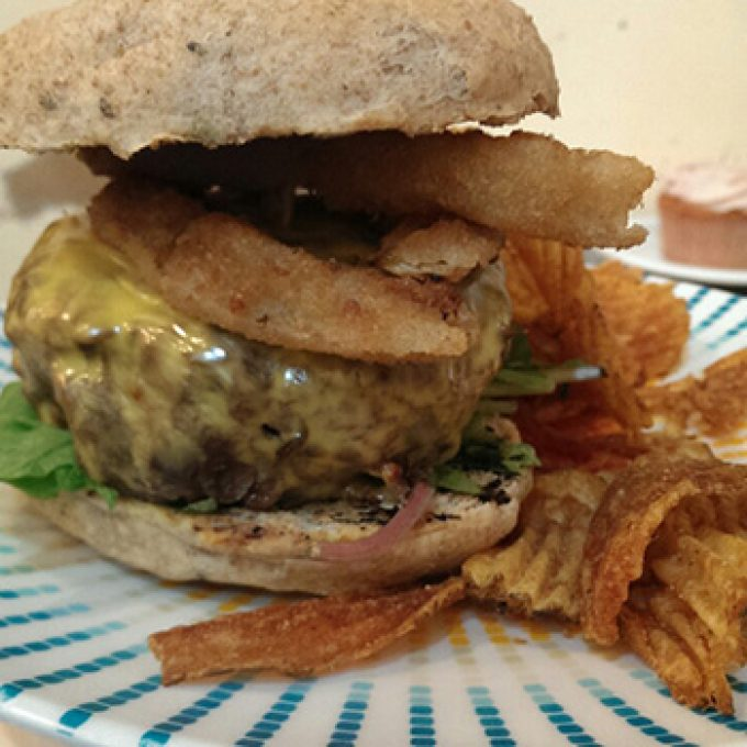 SweetArt – Delicious Vegetarian Burgers and Meals
